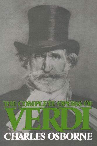 9780575002739: The Complete Operas of Verdi