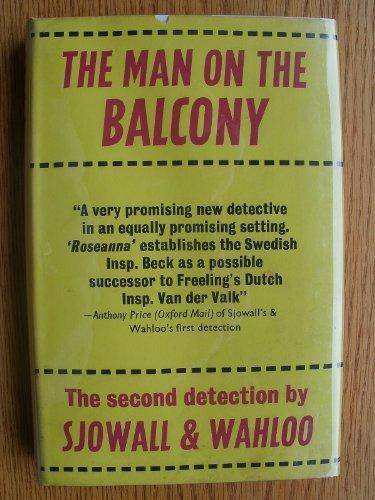 9780575002852: Man on the Balcony