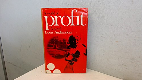 9780575003095: World of Profit