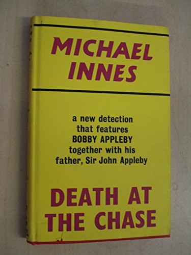 9780575003132: Death at the Chase ([Gollancz detection])