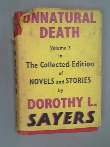 9780575003576: Unnatural Death