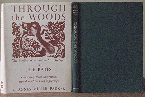 Through the Woods:the English Woodland - April to April: The English Woodland - April to April: ...