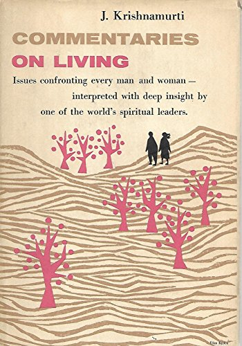 9780575004153: Commentaries on Living: 1st Series