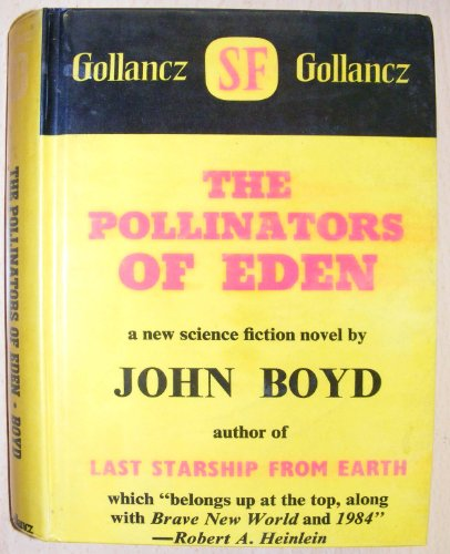 9780575004603: The Pollinators of Eden