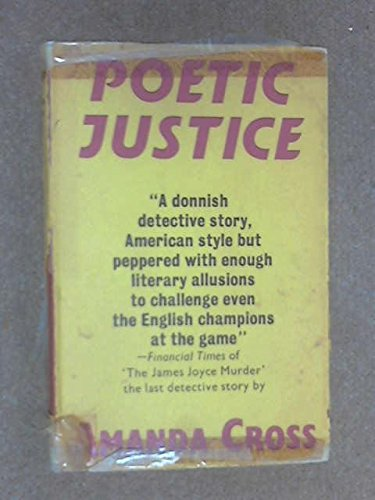 9780575005334: Poetic Justice