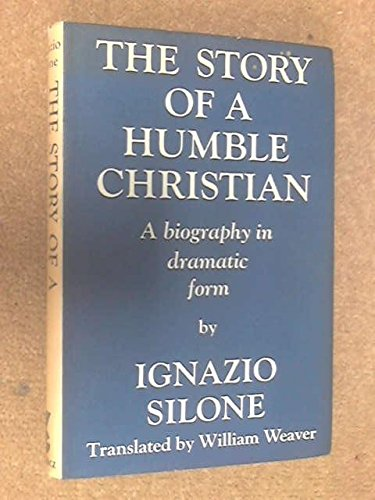 9780575005723: Story of a Humble Christian