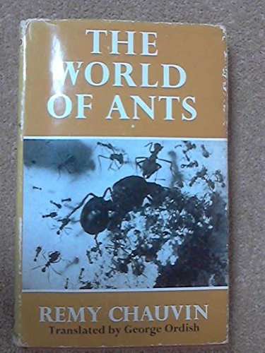 World of Ants: Chauvin, Remy