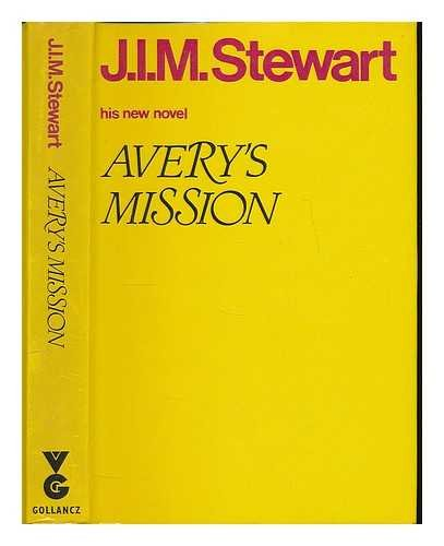 9780575006256: Avery's Mission