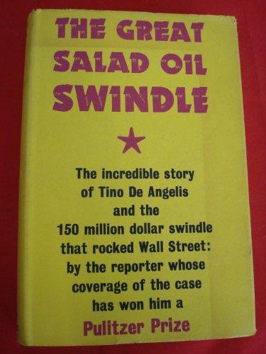 9780575010918: The Great Salad Oil Swindle