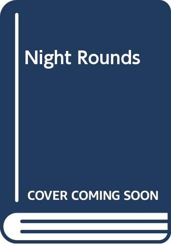 Night Rounds (0575013184) by Patrick Modiano