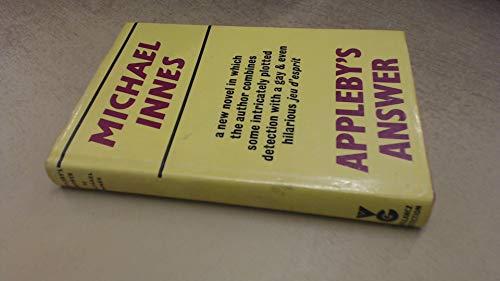 9780575013964: Appleby's answer: A novel,
