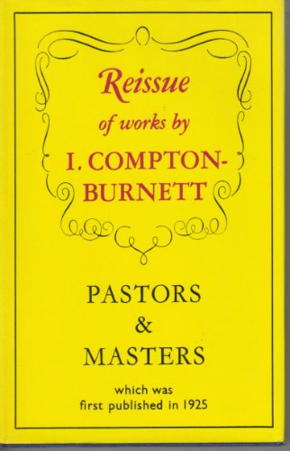9780575014176: Pastors and Masters