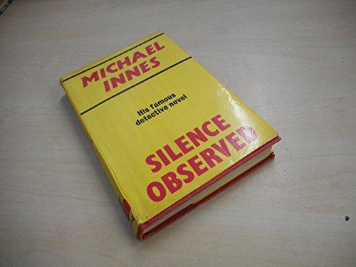 silence observed innes michael