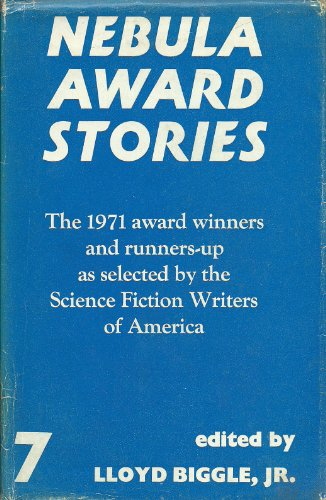 9780575015913: Nebula Award Stories Seven