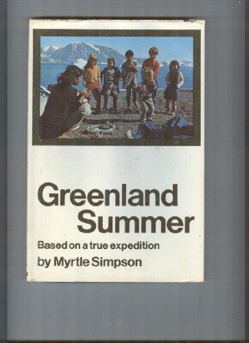 9780575015968: Greenland Summer
