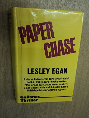 9780575016453: Paper Chase