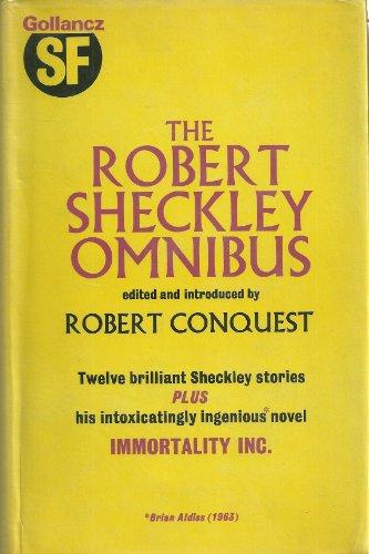 9780575016774: The Robert Sheckley Omnibus