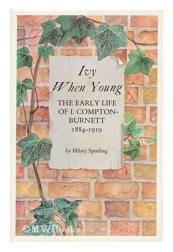 Ivy When Young: Burnett by Spurling, Hilary