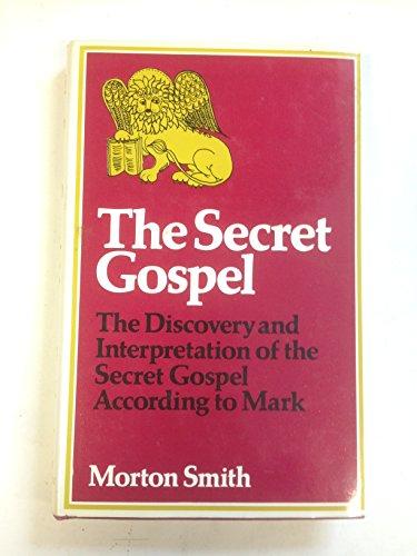 9780575018013: Secret Gospel