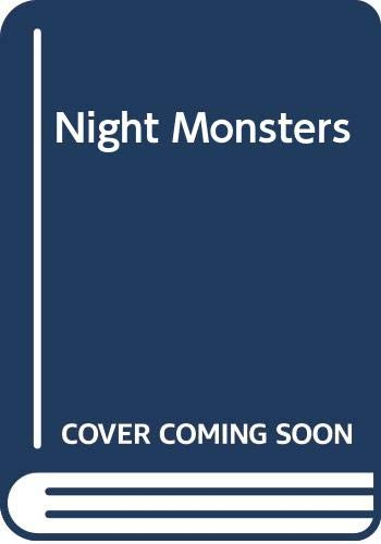 9780575018297: Night Monsters