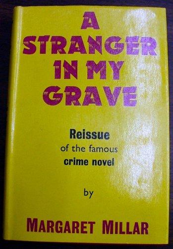 9780575018617: Stranger in My Grave ([Gollancz vintage thriller])
