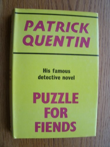9780575018624: Puzzle for Fiends