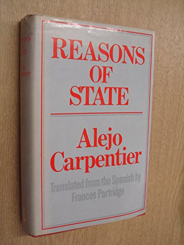 9780575020450: Reasons of State