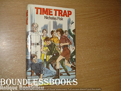 9780575021952: Time Trap