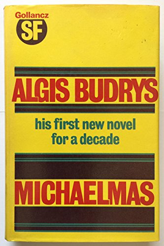 9780575023758: Michaelmas ([Gollancz SF])