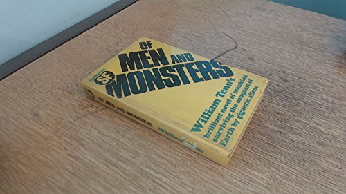 9780575023772: Of Men and Monsters ([Gollancz SF])