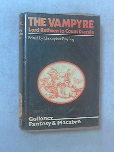9780575023901: The Vampyre