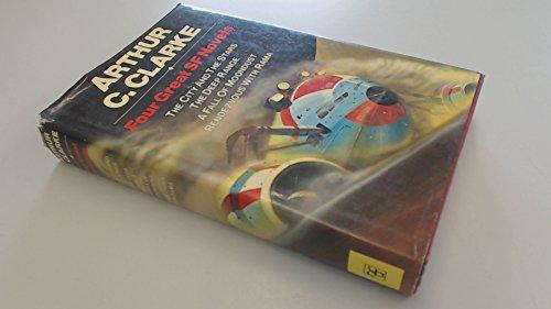 Four Great SF (Science Fiction) Novels.: Clarke, Arthur C