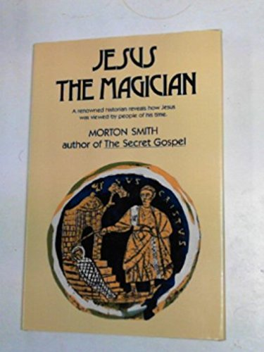 9780575024847: Jesus the Magician