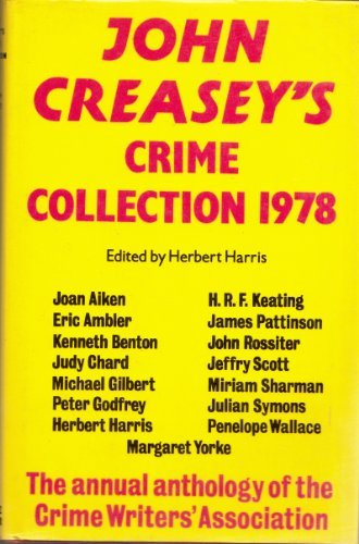 John Creasey's Crime Collection 1978