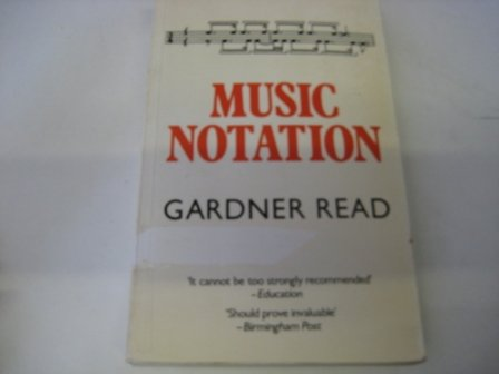 9780575025547: Music Notation