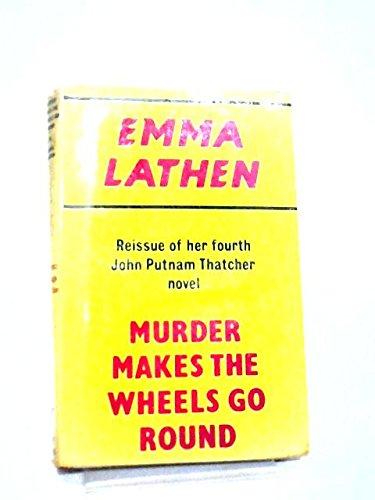 9780575025769: Murder Makes the Wheels Go Round