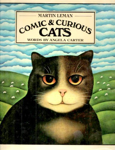 comic & curious cats
