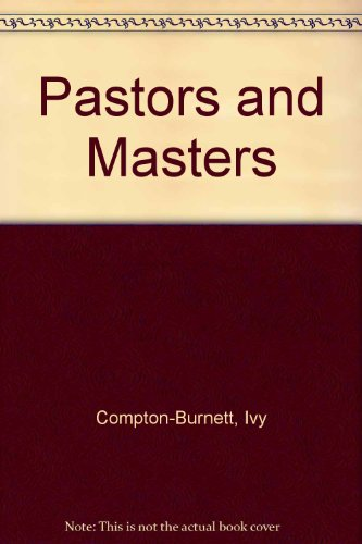 9780575027053: Pastors and Masters