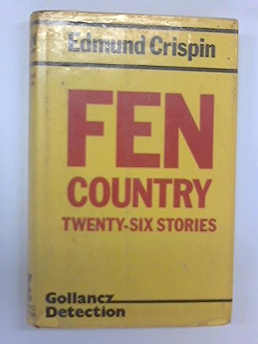 9780575027176: Fen Country