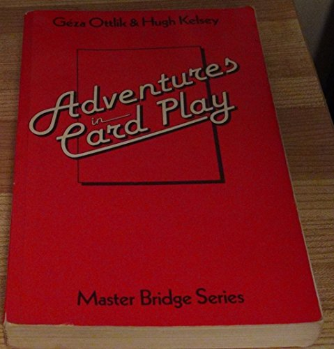 9780575027428: Adventures in Card Play