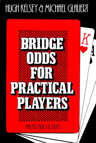 9780575027992: Bridge Odds for Practical Players (Master Bridge Series)