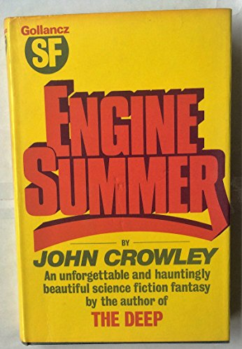 9780575028159: Engine Summer ([Gollancz SF])