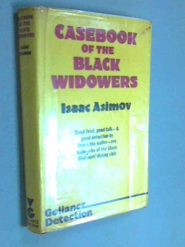 9780575028630: Casebook of the Black Widowers