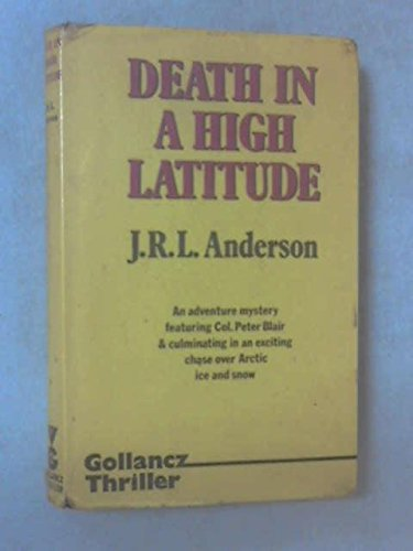 9780575029958: Death in a High Latitude