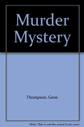 9780575030022: Murder Mystery