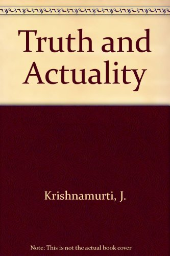 9780575030732: Truth and Actuality
