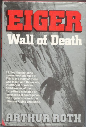 9780575030879: Eiger: Wall of Death