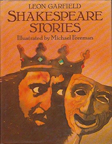 Shakespeare Stories: Garfield, Leon