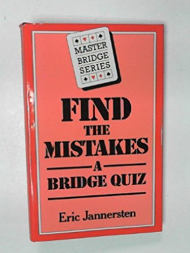 9780575031722: Find the Mistakes