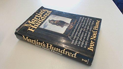 9780575031784: Martin's Hundred